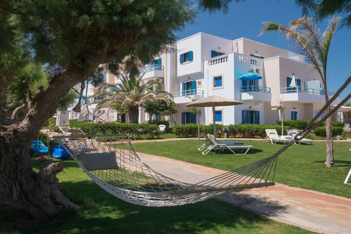 Pyrgos beach hotel apartments - Malia - Daire