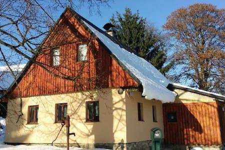 Beautiful mountain cottage - Pěnčín