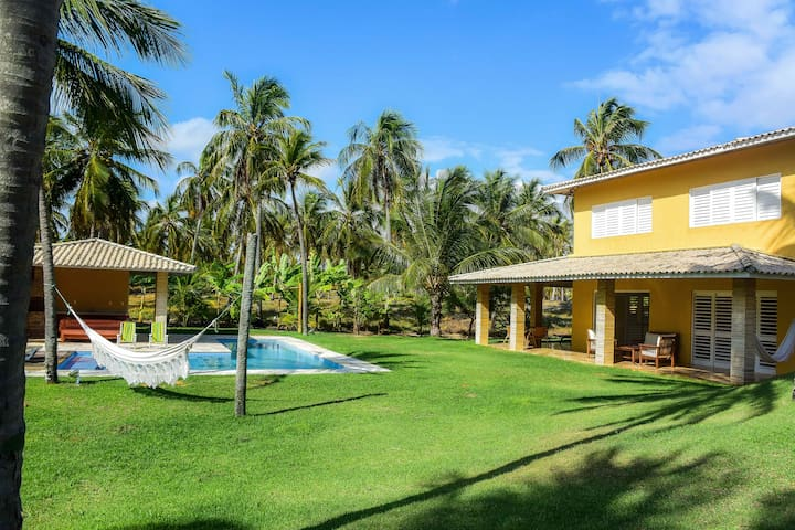 Villa in Luxury Condo - Maracajaú - Vila