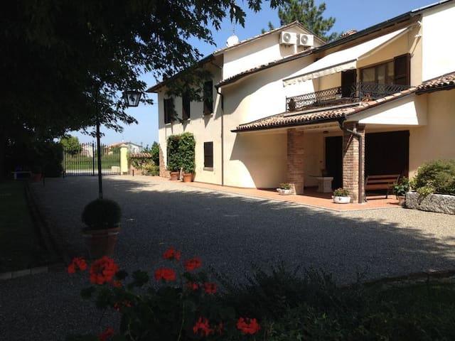 Villa Rosa Samboseto - Busseto - Parma - Samboseto - Квартира