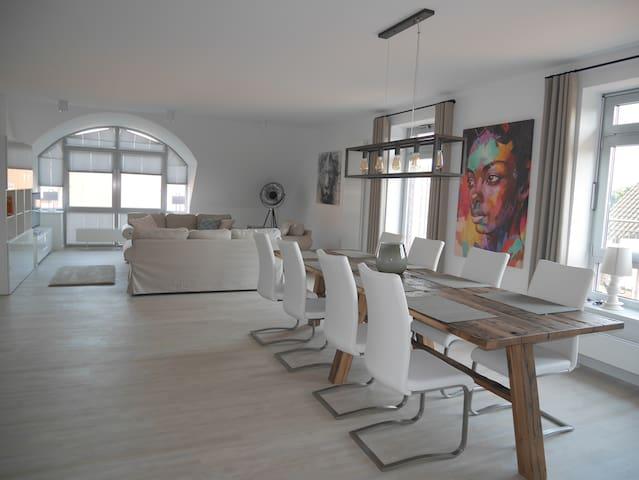 Penthouse-Wohnung in Soltau