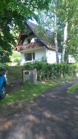 Eine Ruhe - Marktredwitz - บ้าน