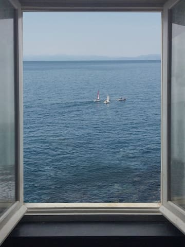 Total seaview in the heart of Camogli - Camogli - Flat