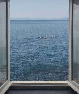 Total seaview in the heart of Camogli - Camogli - 公寓