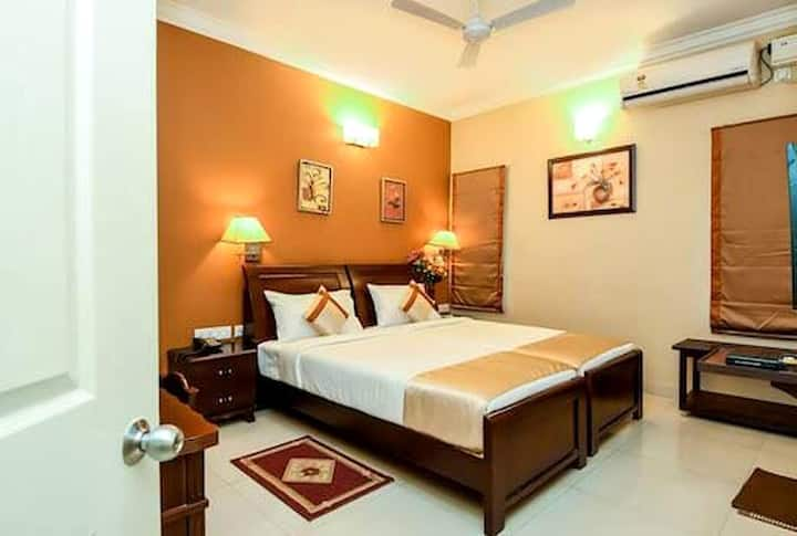 Amazing 1bhk in the heart of Whitefield (4)