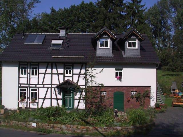 Haus Hannesgens - Ferienwohnung - Busenhausen - Condominium