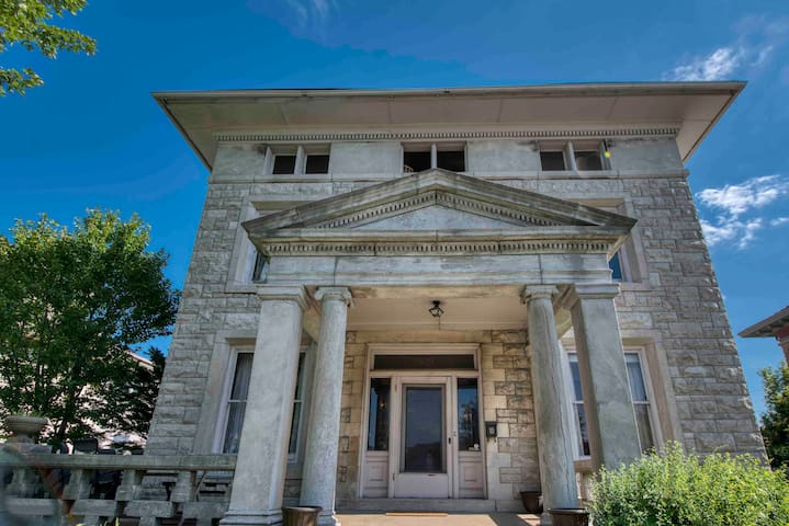 Byers Mansion - No Shared Spaces, Sanitary Home