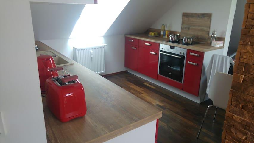 Moderne helle Wohnung im grünen - Werneuchen - Leilighet