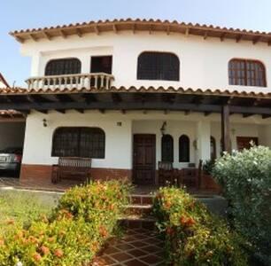 Espaciosa y comoda casa en la Isla de Margarita