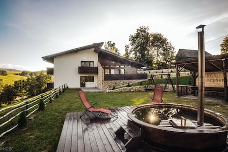 Pensiunea Margau Apuseni With hot tub.Transylvania