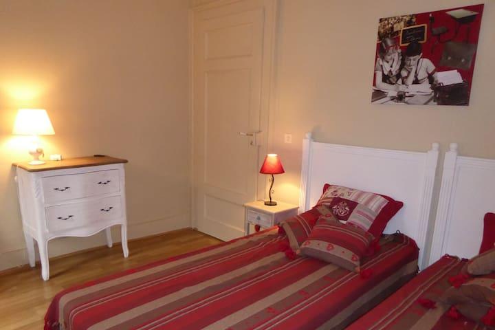 L'ANNEXE DU 11 B APPART-HOTEL 3*** - Besançon - Apartment