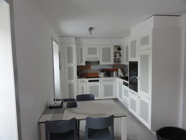 Bel appartement de 2 pièces