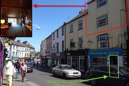 Rose Inn Self Catering 1 Bedroom Apartment - Kilkenny - Leilighet