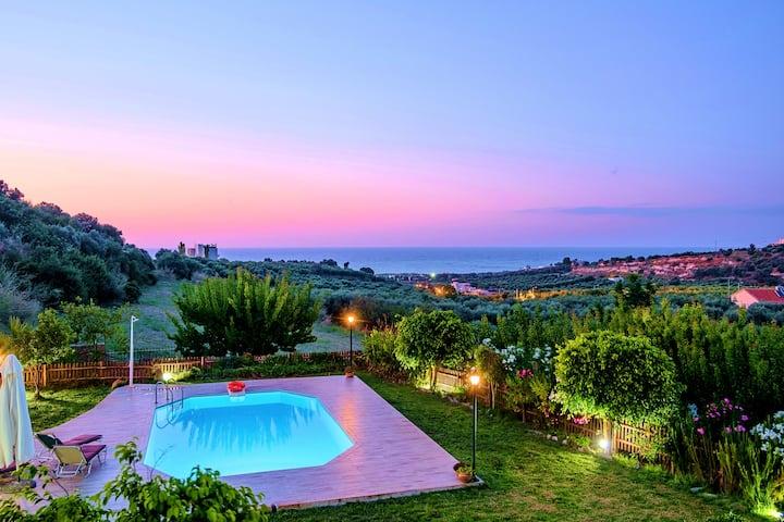 Villa Evelina Private Pool