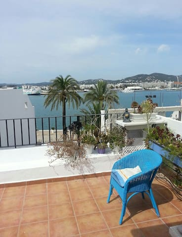 Very nice loft in Ibiza Harbour - Eivissa - Appartement