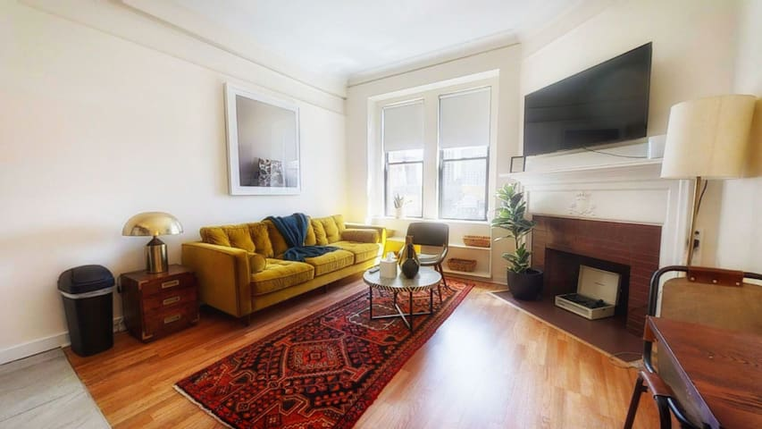 Evonify - Theater District - Stunning 1BR Tufts