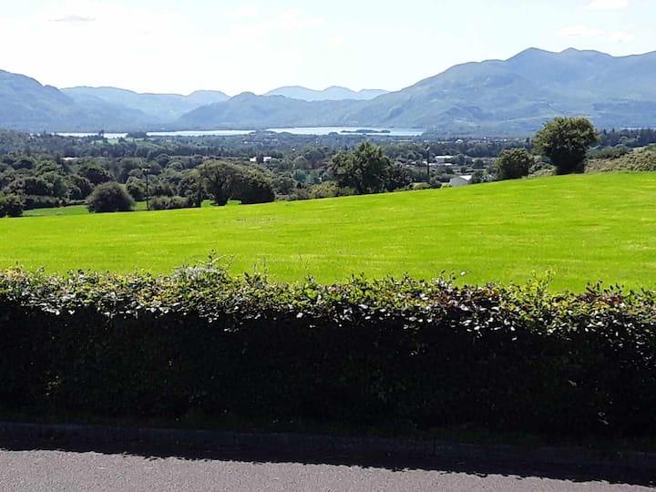 Luxury Home with Stunning Killarney Lake Views