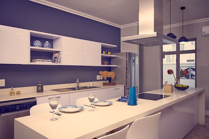 The Privé Duplex in the heart of Franschhoek