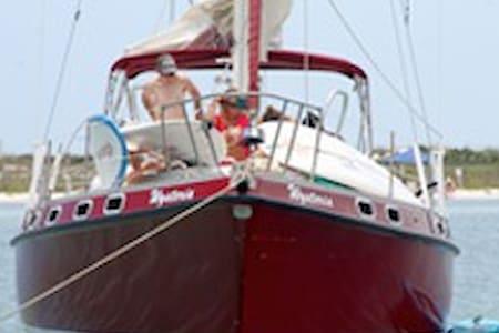 Wysteria 41 foot Morgan Islander - Barca