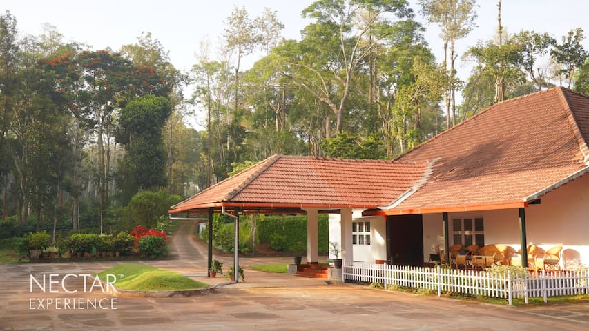 Pepper Suite - Woodland Bungalow/Coorg/India