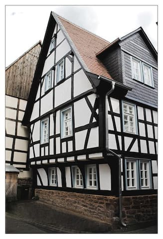 Büdinger Urhaus - Büdingen - Huis
