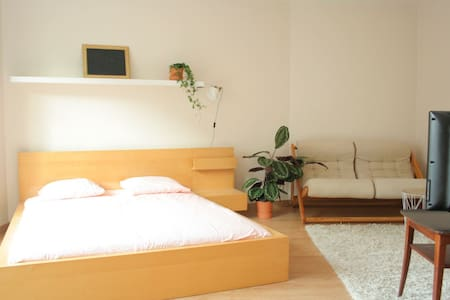 Charming studio next Avenue louise - Bruxelles - Appartamento