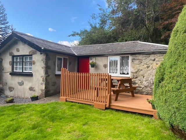 Cottage in South Snowdonia- near Bala Lake.