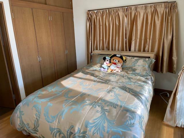 二樓標準雙人床房