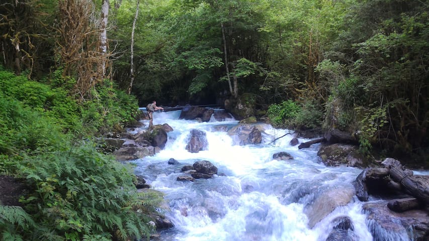 Ruisseau d'Estours