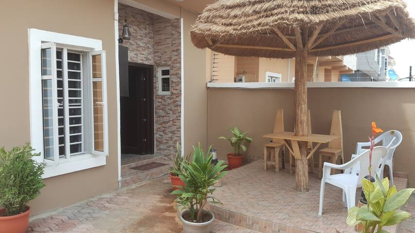 Feel at Home 4bedrooms duplex in lekki county home - Lagos