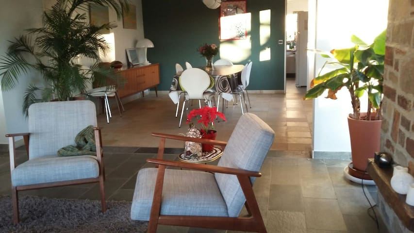 Maison Vintage en Ardennes - Saint Hubert - Ev