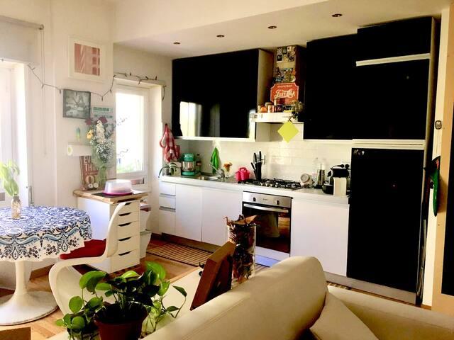 Appartamento delizioso nel cuore della vera Roma