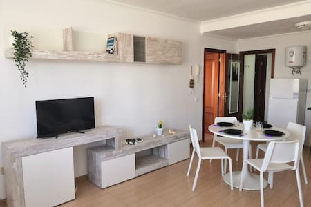 Wonderful apartment,20 meters from the beach(WIFI)