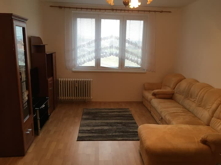 2 bedroom flat in Nitra City center