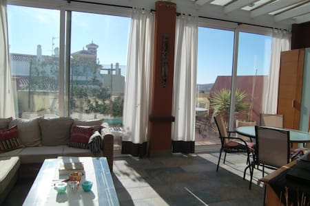 Penthouse with XXL terrace, Wifi - Vélez-Málaga - Loft