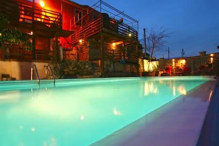 Villa Casetta al Costa  – mit Pool+Sauna + Garten - Rodi' Milici