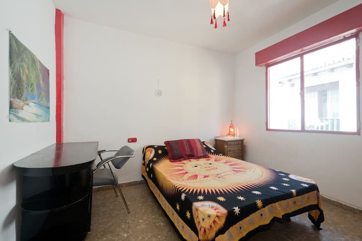 Habitación doble, Albayzin- centro - Granada - Bed & Breakfast