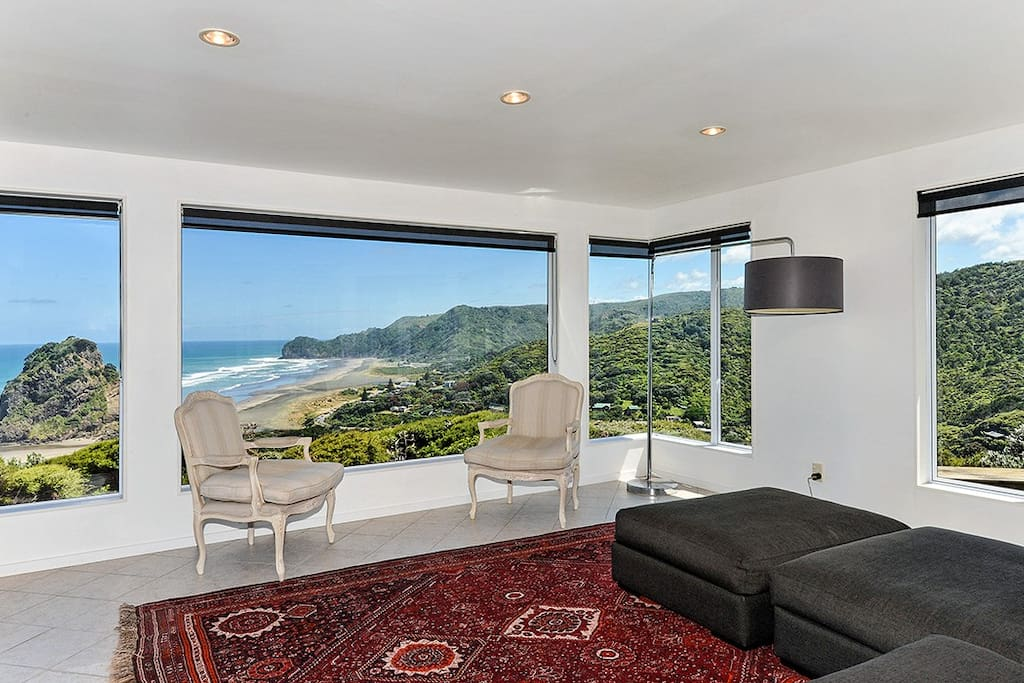 Bush And Beach Rest Houses For Rent In Piha Auckland