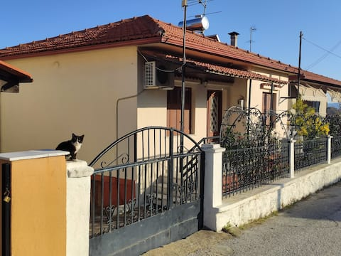 AUTHENTIC HOUSE STRATONI CHALKIDIKI 6P SEAVIEW