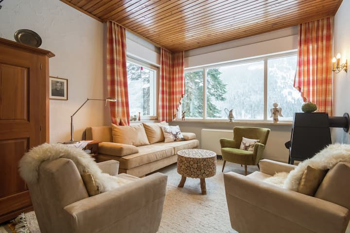 Peaceful Holiday Home in Seewiesen near Ski Area