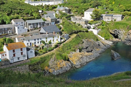 1 Cliff Cottages, Portloe - Portloe - บ้าน