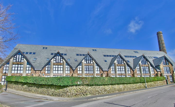 Superb Apartment With Sea Views Near Eden Project