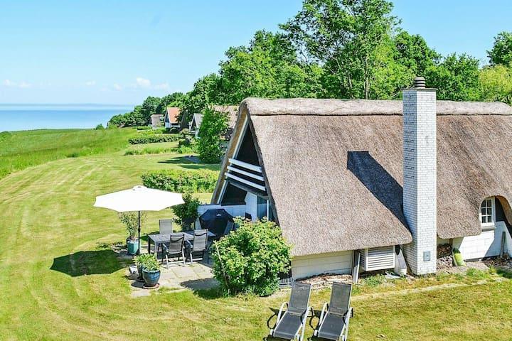 Gemütliches Ferienhaus in Syddanmark am Meer