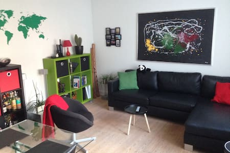 City apartment, close to the river - Odense - Departamento