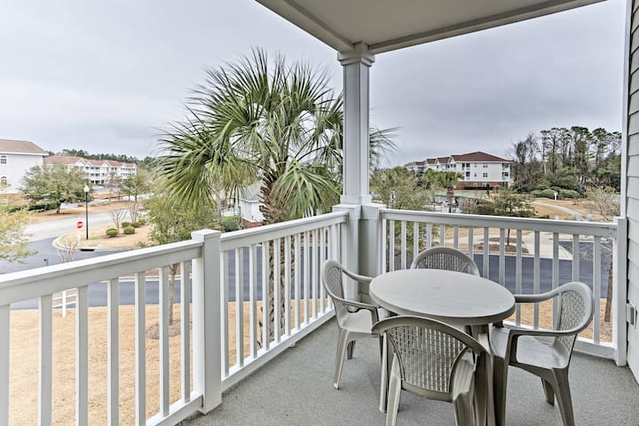 Enjoy the best of North Myrtle Beach from this vacation rental condo!