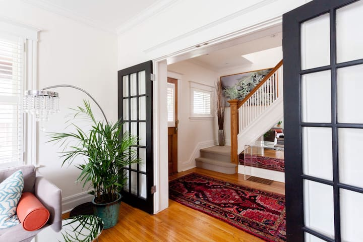 View of front door & foyer