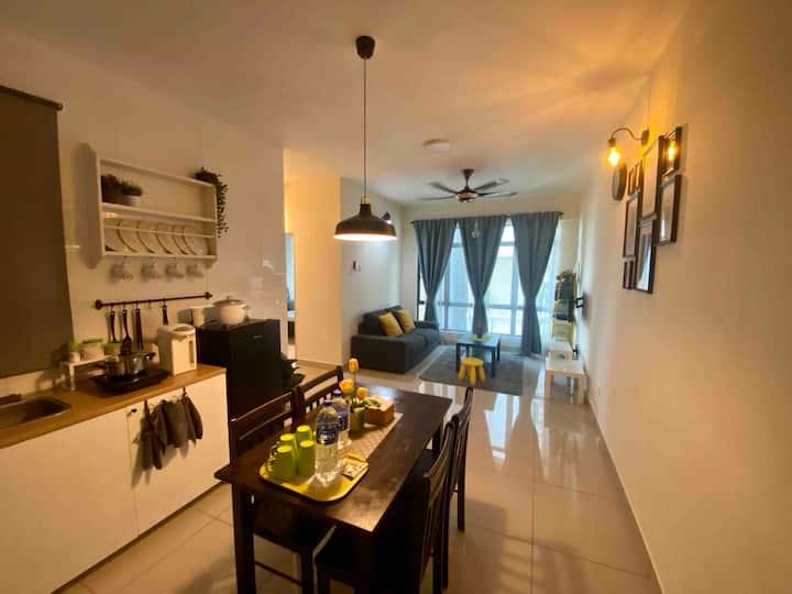 Casa De' Saif Homestay that fits 4 pax comfortably
