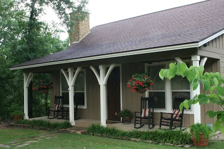 Spring Creek Ranch-Texas A&M-Private Cabin - Bryan - Kabin