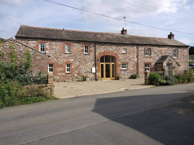 B&B in a Homely Cottage in the Eden Valley - Cumbria - Penzion (B&B)