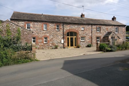 B&B in a Homely Cottage in the Eden Valley - Cumbria - 家庭式旅館